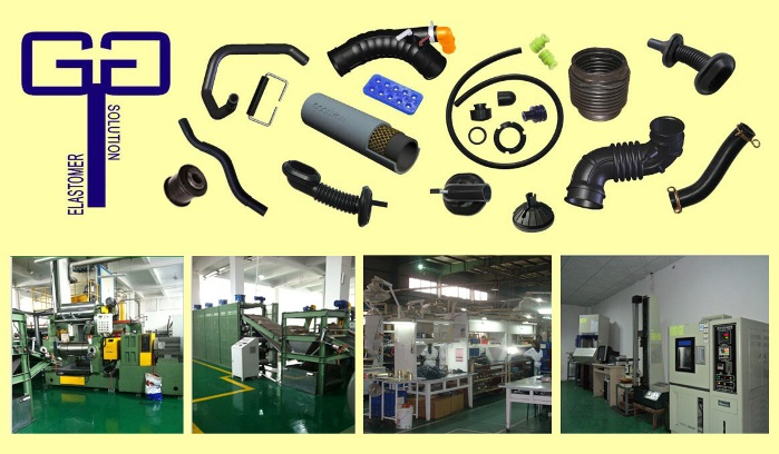 Rubber products supplier