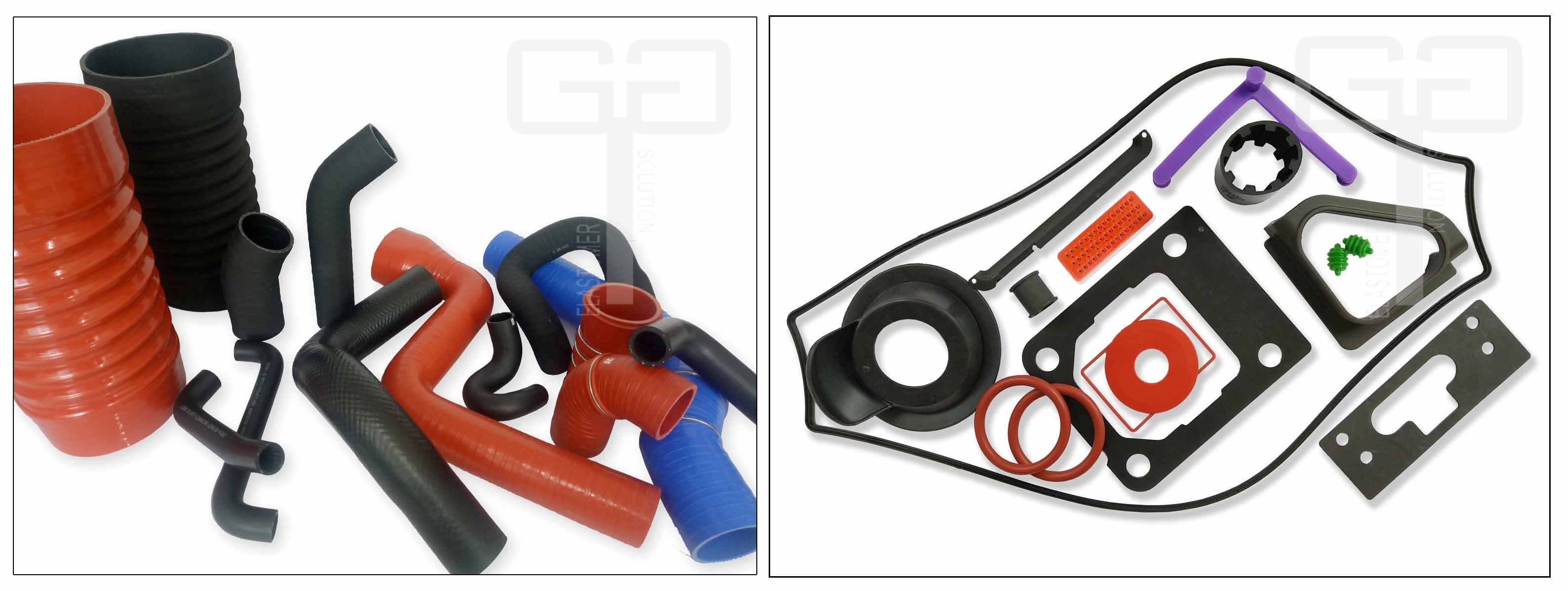 Custom Rubber Parts